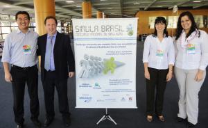 Simula Brasil 2014